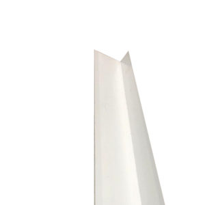 white l shape stainless steel