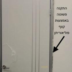 דלת פח סטנלי