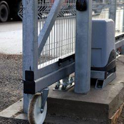 ציוד לשערים חשמליים