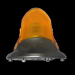 מנורת אזהרה לשער חשמלי