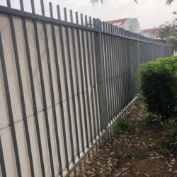 גדר ממוטות מרובעים