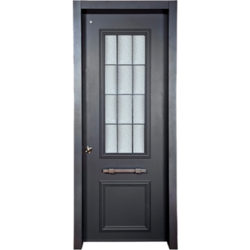 דלת פלדלת מעוצבת של רב בריח דגם פירנצה