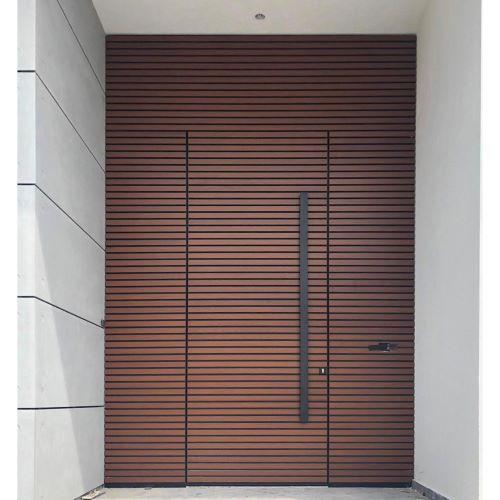 דלתות פלדלת מעוצבות
